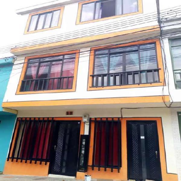 Se vende hermosa casa de tres pisos independientes