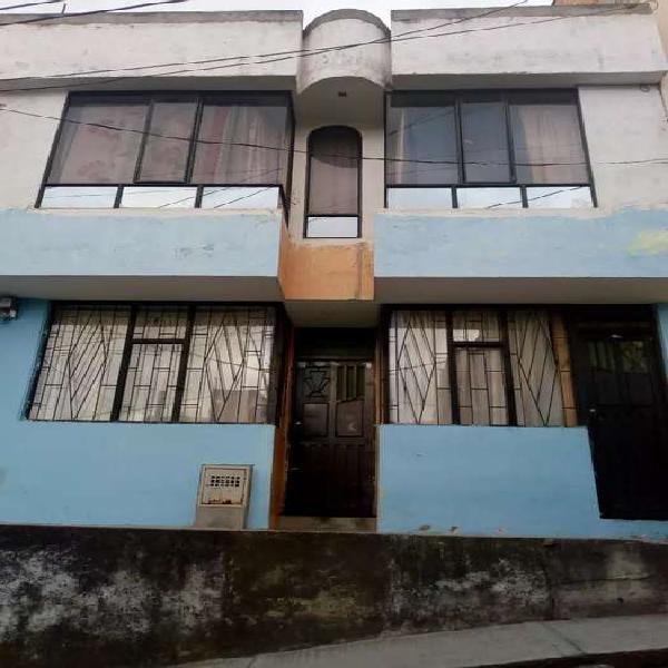 Se vende casa en el barrio La Minga