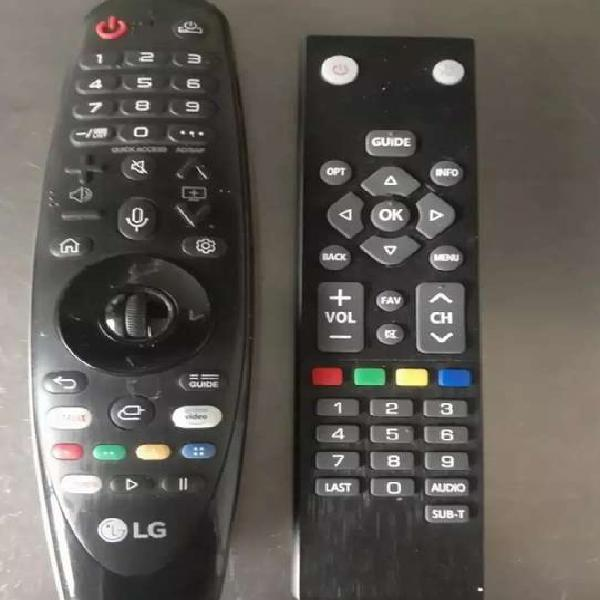 Se vende televisor LG de 65 pulgadas Smart TV 4k