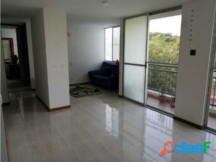 Apartamento En Venta En Condominio En Bochalema - Cali (D.C)