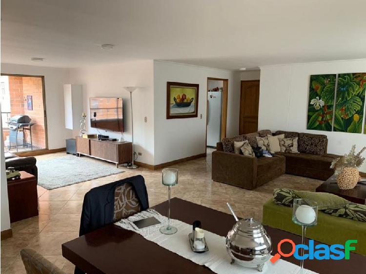 Apartamento en venta el poblado Castropol