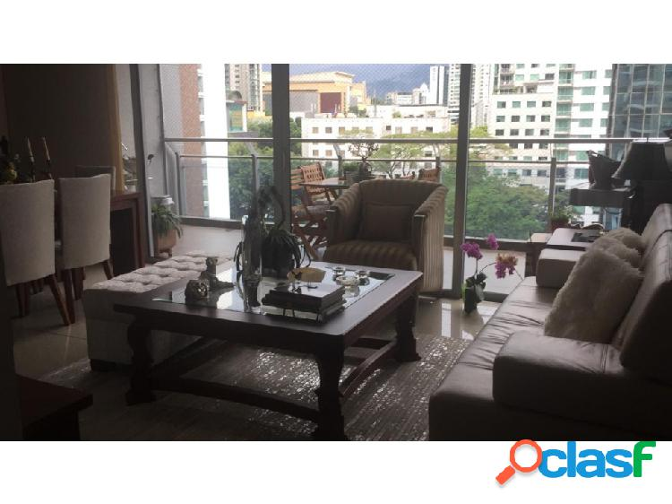 Venta apartamento Medellín El Poblado Milla de Oro