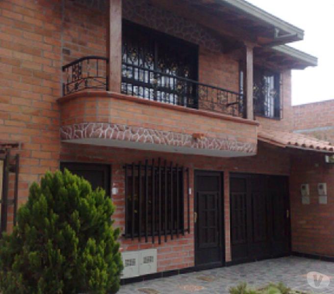 Casa en Arriendo San antonio de Pereira Rionegro(Amoblada)