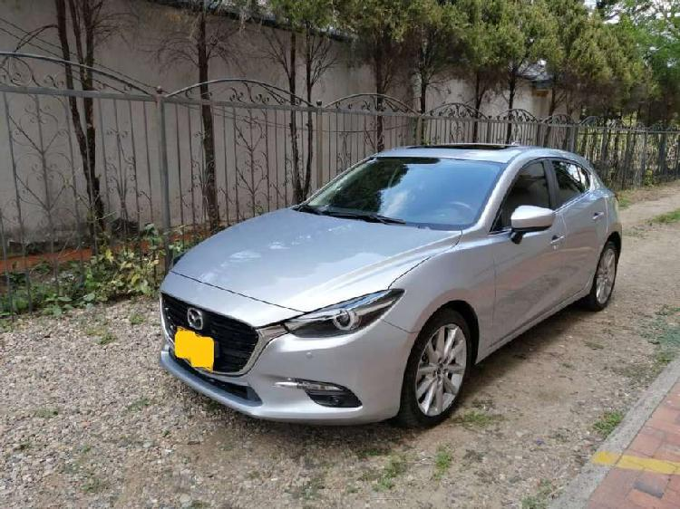 Mazda 3 Grand Touring At Hatch Back