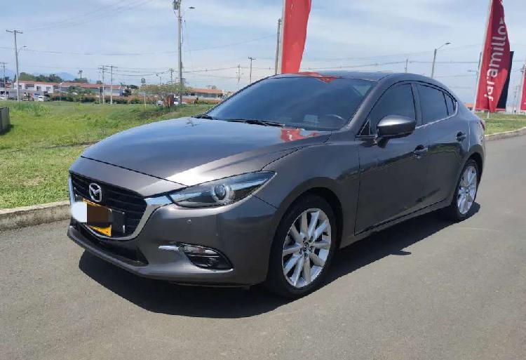 Mazda 3 Grand Touring Aut 2019