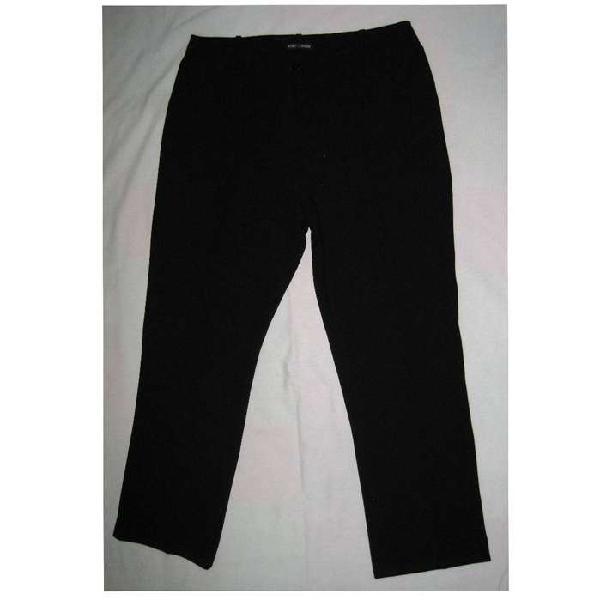 Pantalón Negro Formal Para Mujer
