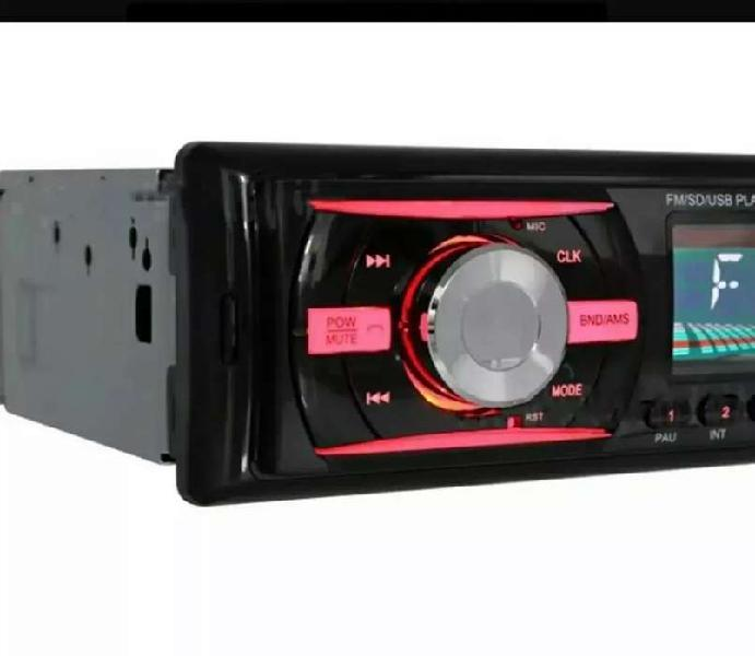 Radio para Carro Bluetooth