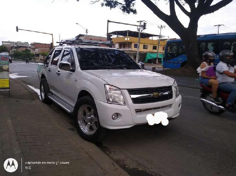 Vendo Camioneta Chevrolet Dmax 4*4