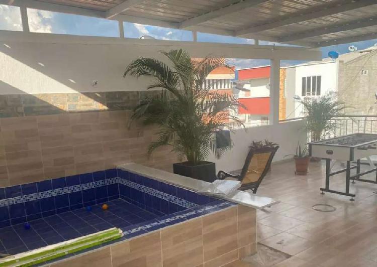 Venta de casa en Tuluá barrio Nuevo Príncipe con Terraza