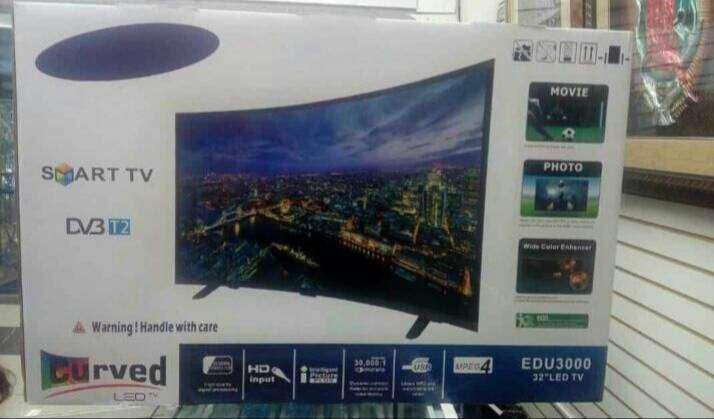 tv smart de 32 curvo nuevo