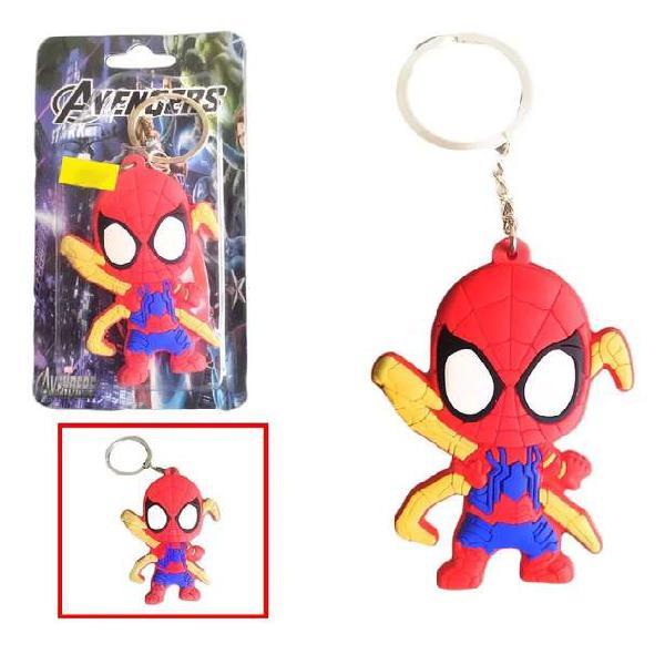 Hombre Araña Vengadores Llavero Juguete Didactico Spiderman