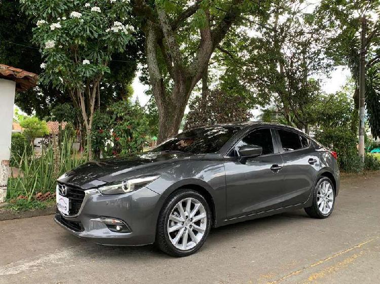 Mazda 3 Gran Touring LX Modelo 2018