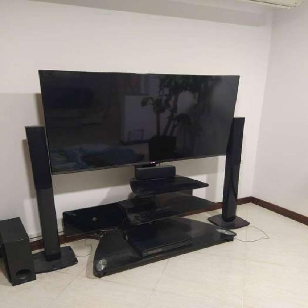 Smart Tv LG 3D 55'' + blu Ray LG + Modulo