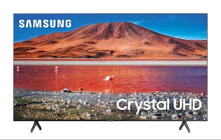 "Televisor Samsung 50"" 50TU7000 Led 4K UHD Crystal Magic 2020"