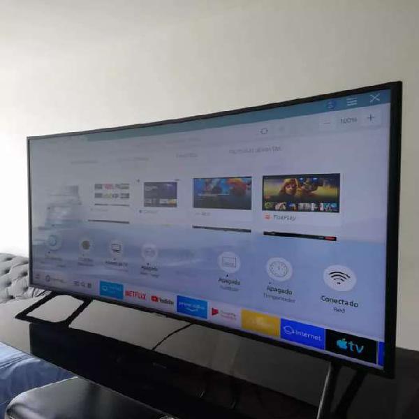 Vendo TV 49'' Curved Smart Tv 4K