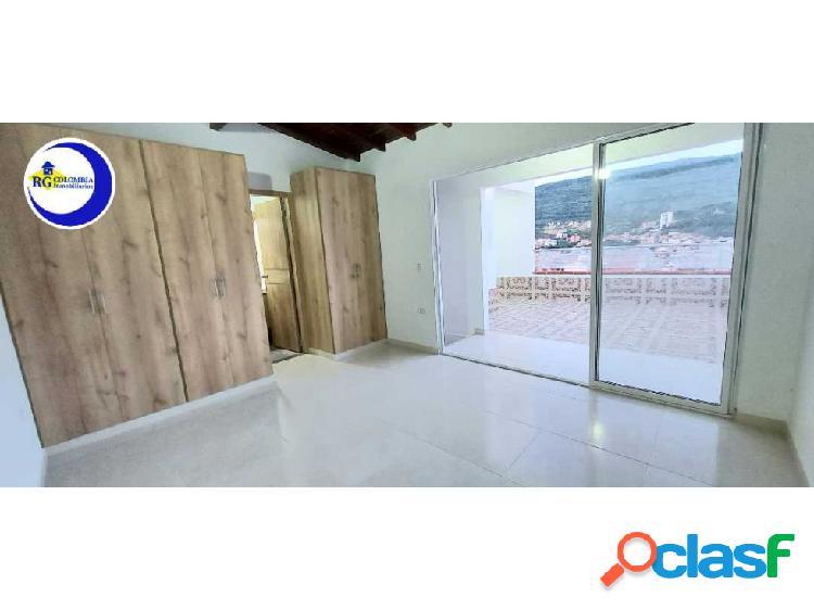 Apartamento en venta duplex con Terraza en San Gil Santander
