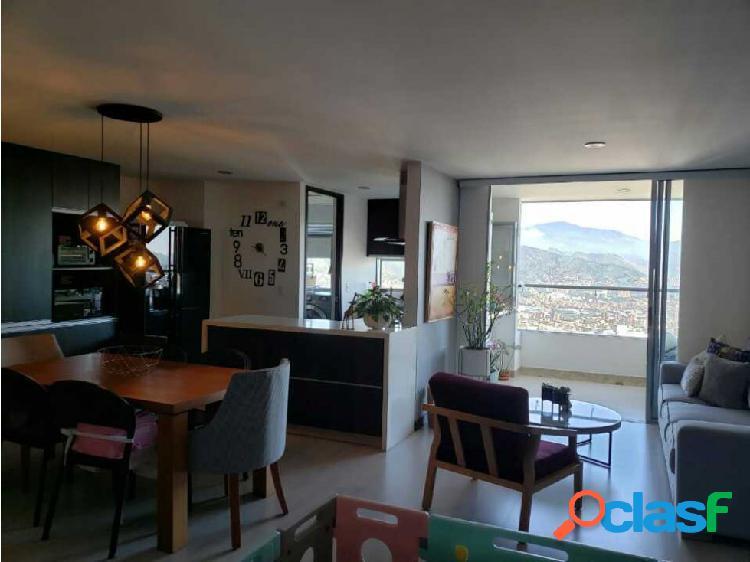 Apartamento para la venta en Envigado, Loma de las Brujas