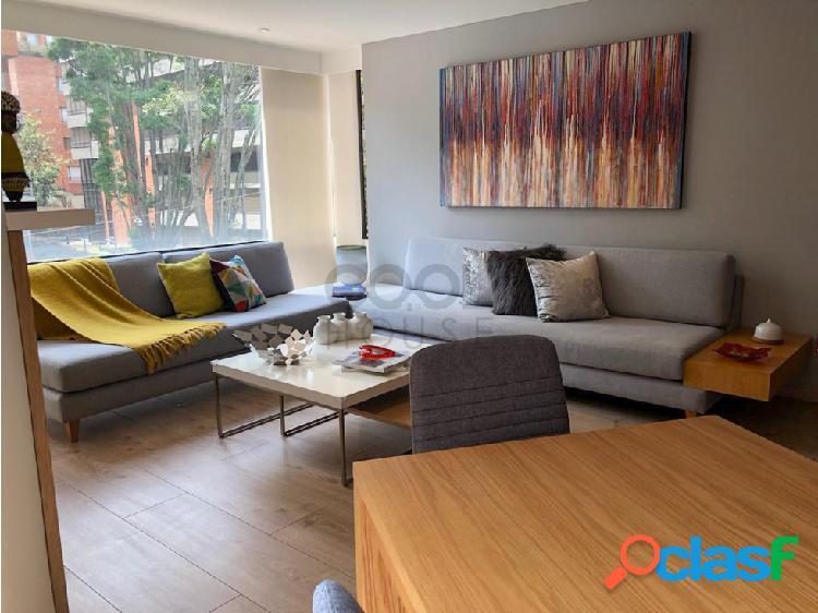 Apartamento remodelado en venta en El Virrey