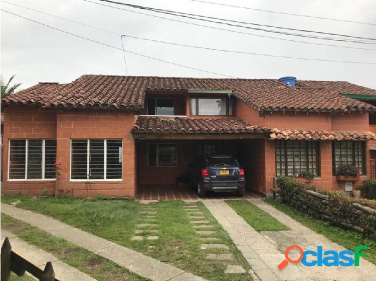 Casa en San Antonio de Pereira - Rionegro