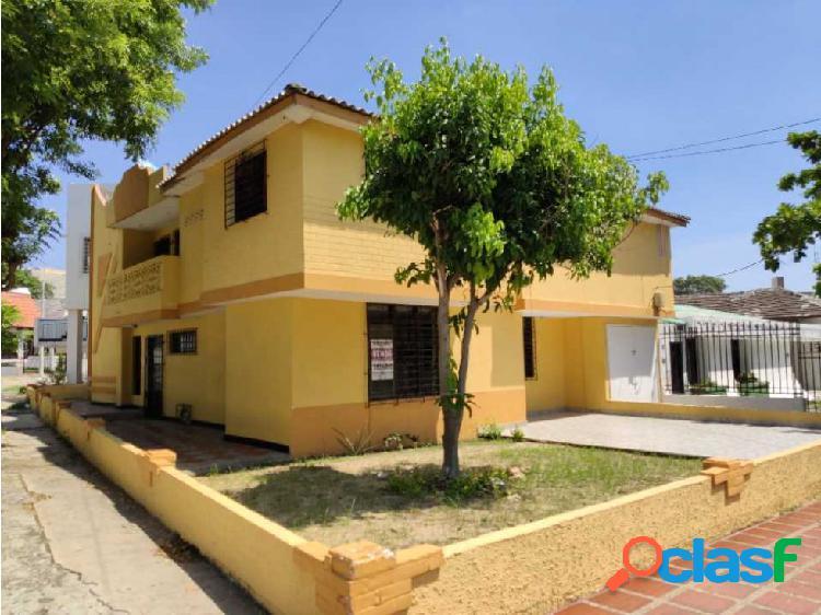 Casa en Venta Barrio el Prado Barranquilla