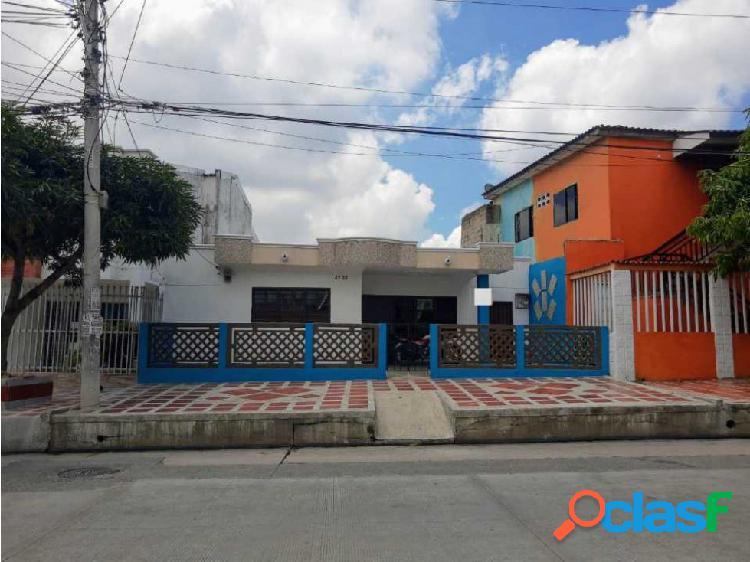 Casa en Venta Los Andes Barranquilla