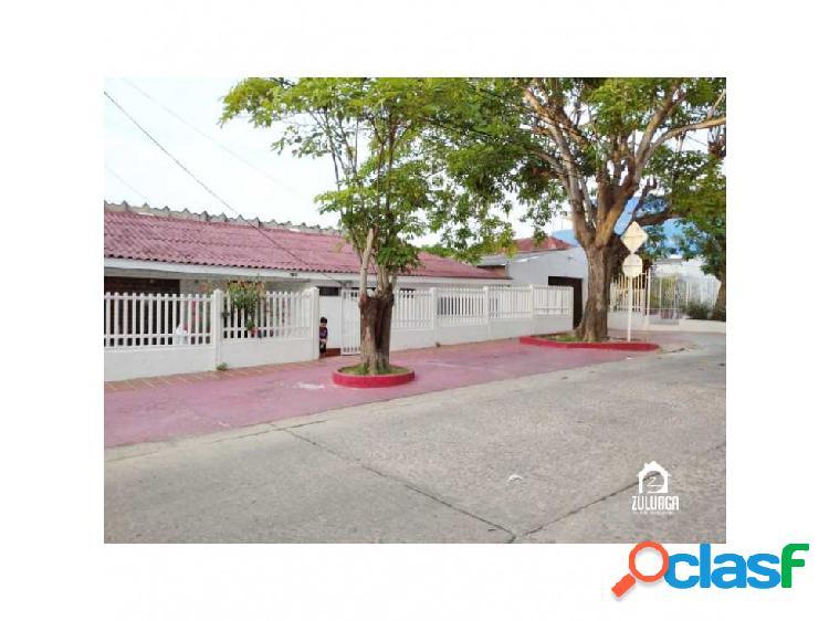 En Venta Casa en Barranquilla Barrio El Recreo