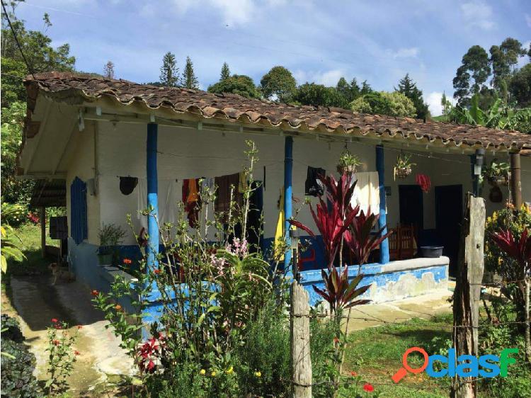Finca en venta San Antonio de Prado vereda Montañitas