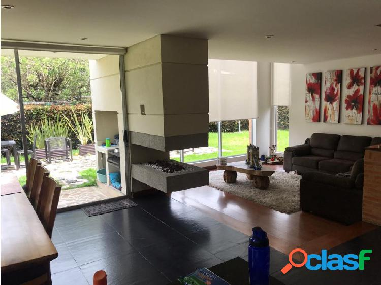 Hermosa Casa para la venta en Condominio Campestre, Chia