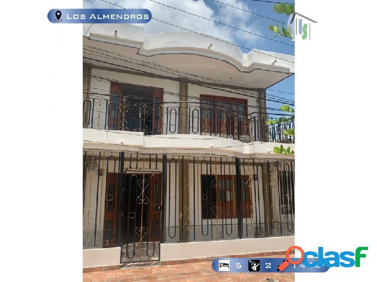 Los Almendros - casa en venta