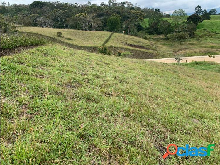 Lote en Venta sector El Capiro en Rionegro 1.718,09 m2