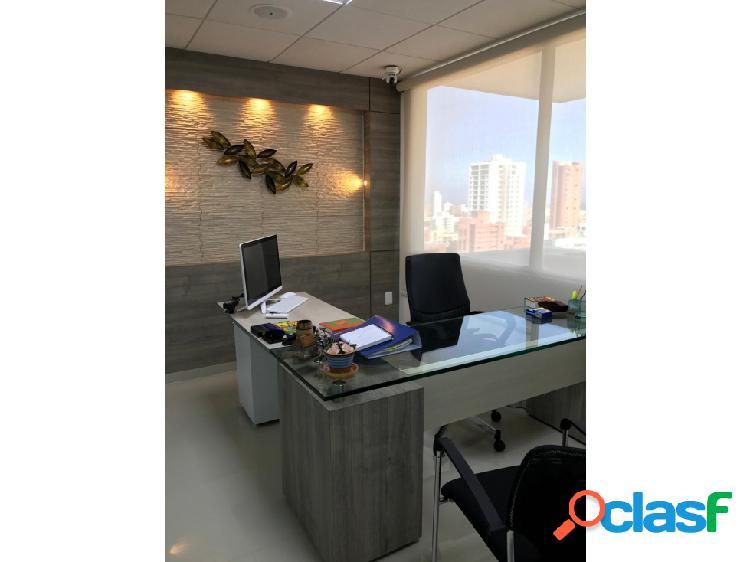 Oficina amoblada en venta Alto Prado Barranquilla