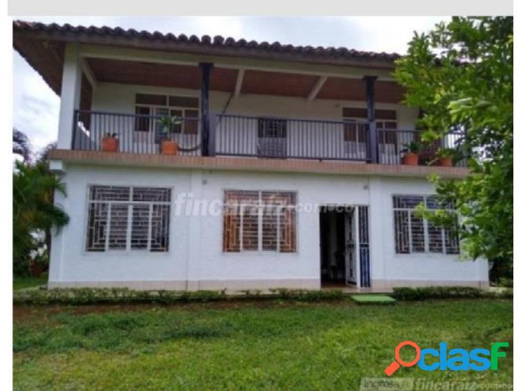 Ref 112a vendo casa campestre en la buitrera