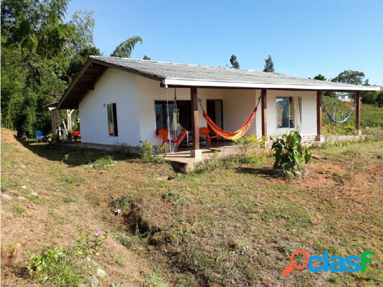 Ref 123a vendo casa campestre en el Carmen condominio