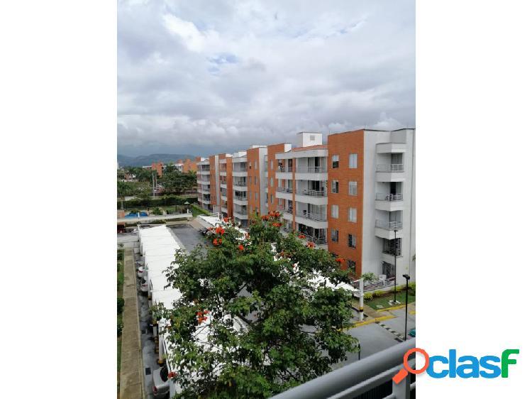 Se renta apartamento en el conjunto residencial Prados de