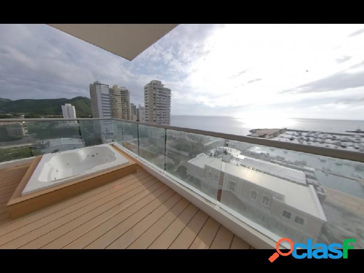 Se vende apartamento en Los Cocos, Santa Marta