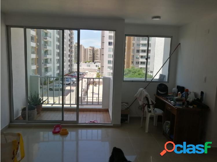 Se vende apartamento en el barrio Villa Campestre
