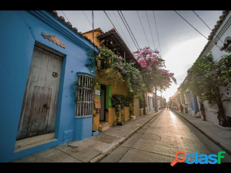 Vendemos casa en el Centro Histórico en Cartagena de indias