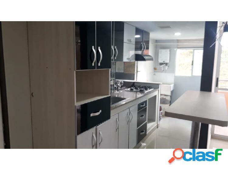 Vendo Apartamento Piso 12 Área 70 m² Unidad Cerrada En