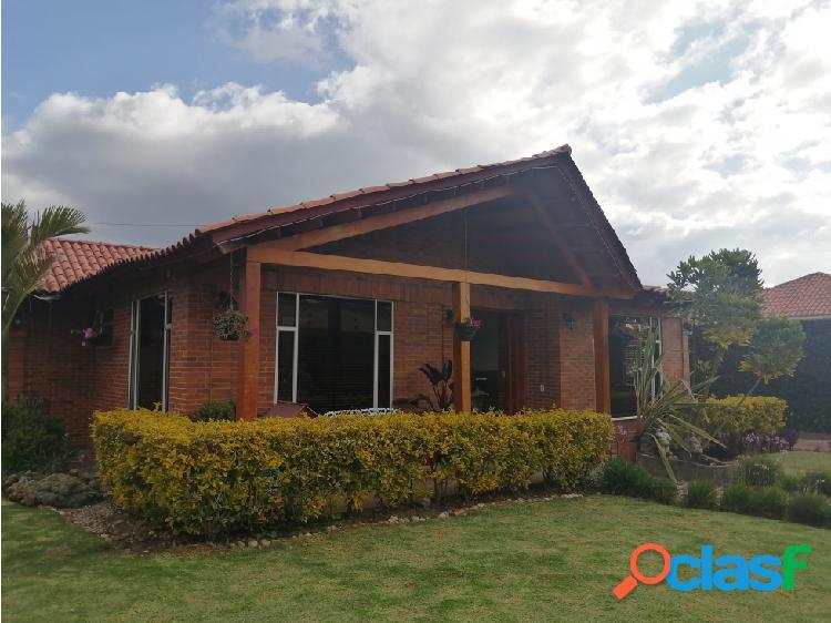 Venta Casa en Cajica en conjunto Cerrado