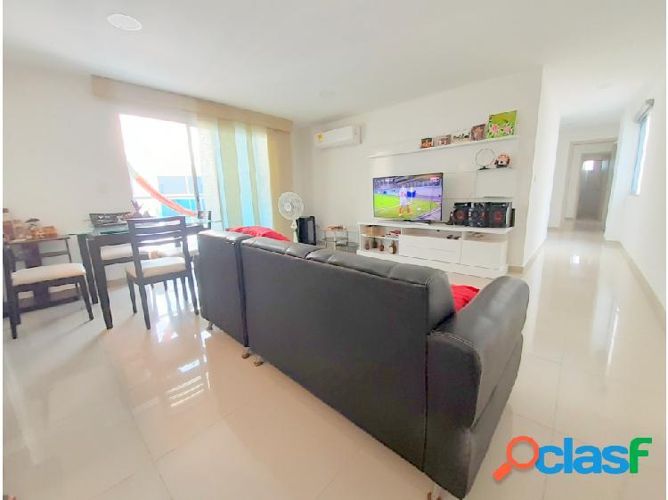 Venta apartamentos 3 alcobas en Manga, Cartagena de Indias