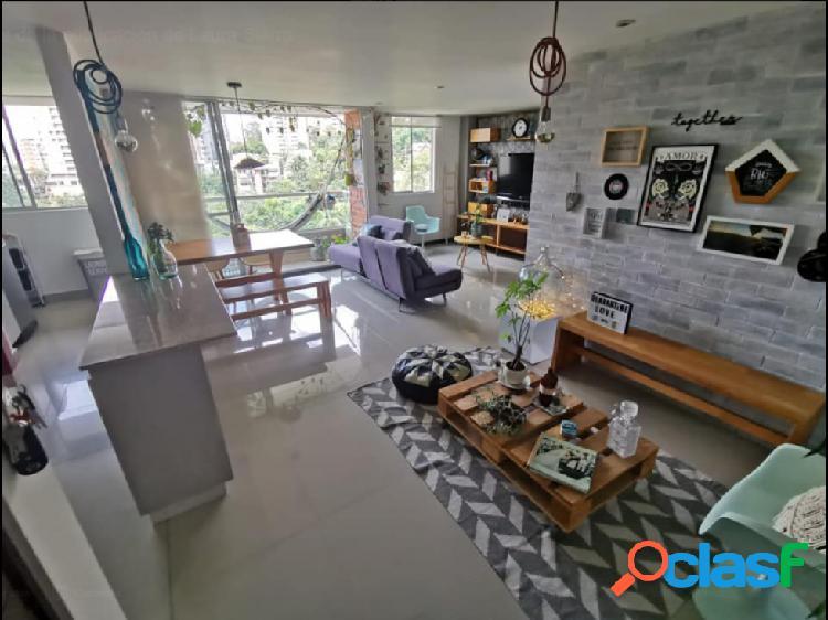Apartamento en venta en Envigado, loma el Esmeraldal