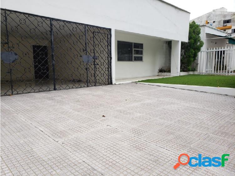 Casa en venta La Campiña Barranquilla