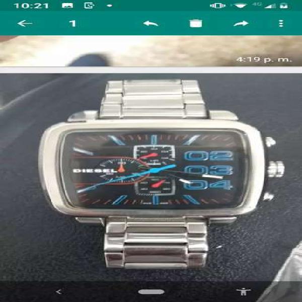 Reloj Diesel deportivo para hombre