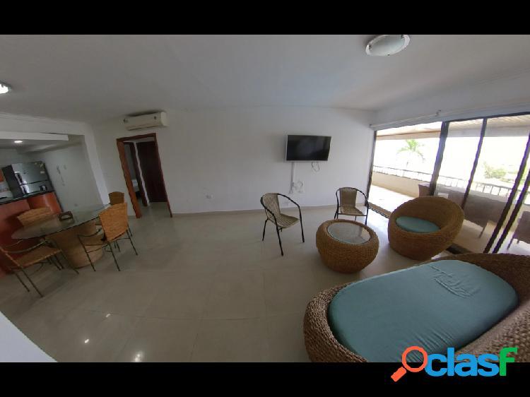 Se arrienda apartamento en el Rodadero Sur, Santa Marta