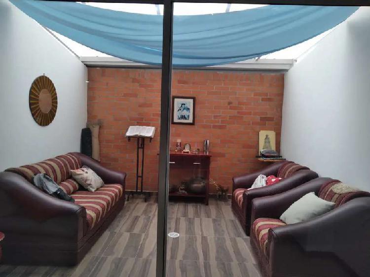 Se vende apartamento barrio san Ignacio incluye parqueader