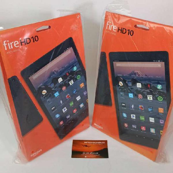 Tablet Amazon Fire Full Hd 10 Pulgadas 32 Gb Quad Core