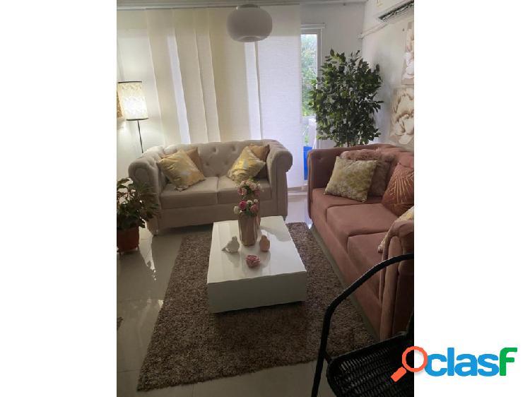 Se vende apartamento en el barrio Campo Alegre