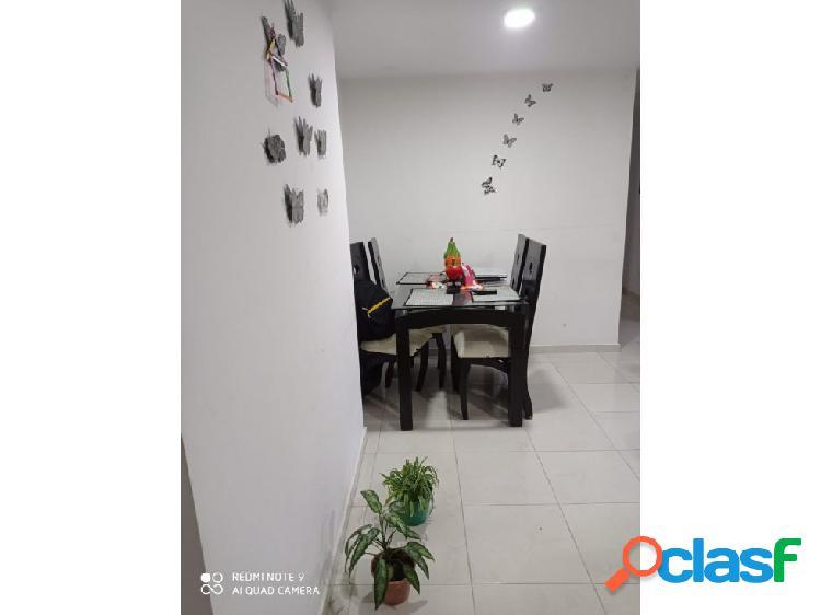 Vendo Apartamento Piso 12 Área 67 m² en Niquia Parte Baja