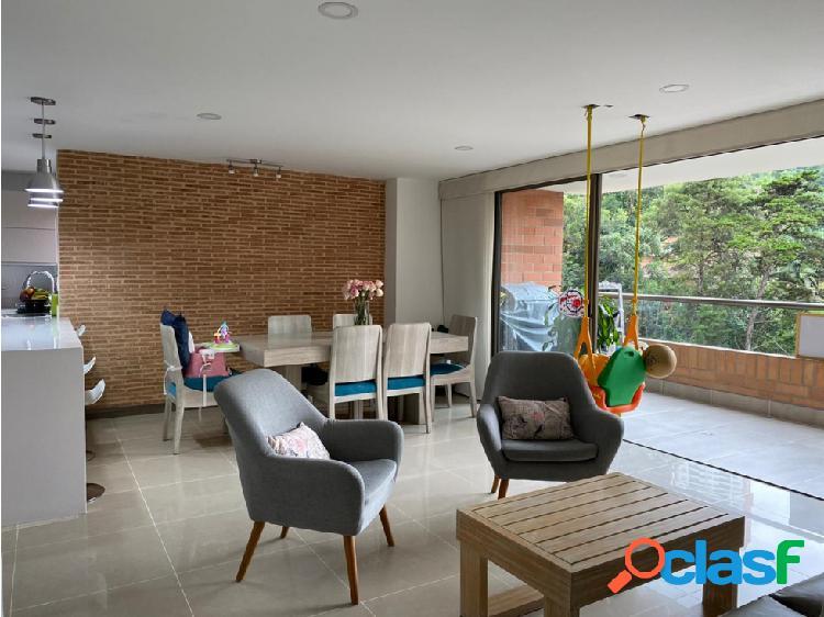 Venta de apartamento en El Poblado, Medellín