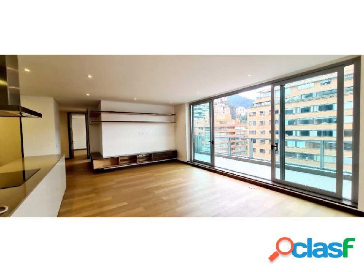 Venta o arriendo apartamento con terraza en La Cabrera